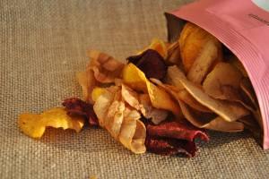 Chips Mikso de Verduras