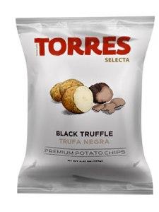 Patatas Fritas Trufa Negra